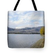 Okanagan Fall Tote Bag