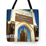 Oklahoma City University Tote Bag