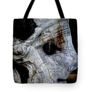 Old Ancient Olive Tree In Spain Tote Bag