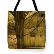 Old And Crooked Tote Bag