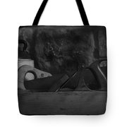 Old And Handy 3 Tote Bag