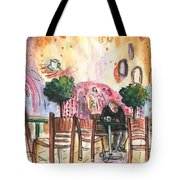 Old And Lonely In Cyprus 04 Tote Bag