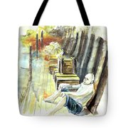 Old And Lonely In Portugal 08 Tote Bag