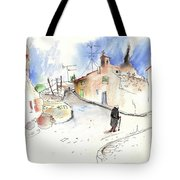 Old And Lonely In Spain 02 Tote Bag