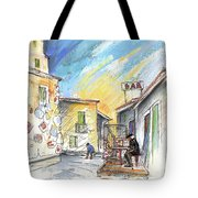 Old And Lonely In Spain 03 Tote Bag