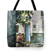 Old And Lonely In Spain 08 Tote Bag