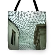 Old And New Under One Roof Tote Bag