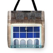 Old And New With Same View Tote Bag