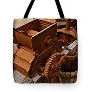 Old Apple Press 2 Tote Bag