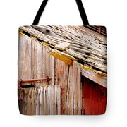 Old Barn Close Tote Bag