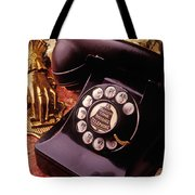 Old Bell Telephone Tote Bag