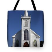 Old Bodega Church Tote Bag