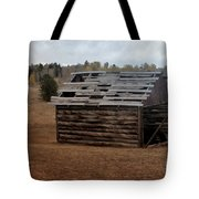 Old Cabin Tote Bag