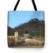 Old Church Near Montelupo Tote Bag