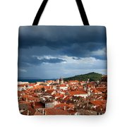 Old City Of Dubrovnik Tote Bag