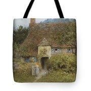 Old Cottage Witley Tote Bag