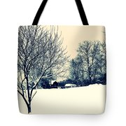 Old Country Christmas 3 Tote Bag