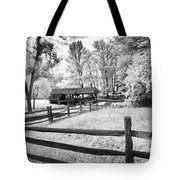 Old Country Saw-mill Tote Bag