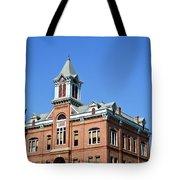 Old Courthouse Powhatan Arkansas 1 Tote Bag
