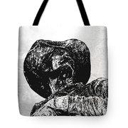 Old Cowboy Tote Bag