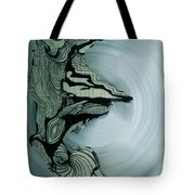 Old Drawing Called Serenity 2   Tote Bag