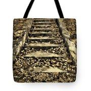 Old Dried Leaves Tote Bag