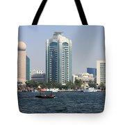 Old Dubai Tote Bag