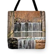 Old Erie Canal Locks Tote Bag