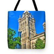 Old Erie County Hall Tote Bag