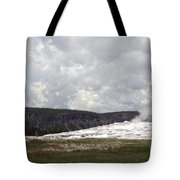 Old Faithful At Rest Tote Bag