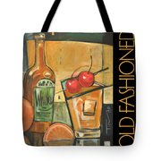 Old Fashioned Poster Tote Bag