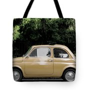 Old Fiat Tote Bag