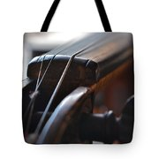Old Fiddle 2 Tote Bag