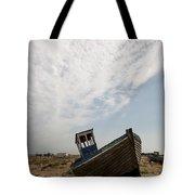 Old Fishing Boats Tote Bag