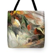 Old Flow Tote Bag