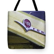 Old Ford Pick-up Tote Bag