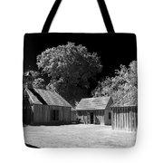 Old Fort Tote Bag