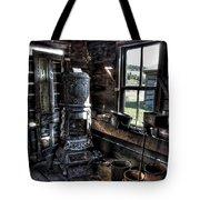 Old Ghost Town Stove - Molson Washington Tote Bag