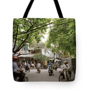 Old Hanoi Life Tote Bag