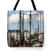 Old Harbor Tote Bag