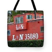 Old Helena's L And N Tote Bag