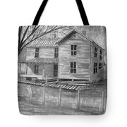 Old Homeplace Tote Bag