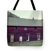 Old Hotel Tote Bag