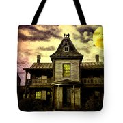Old House At St Michael's Tote Bag