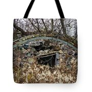 Old Ice House Tote Bag