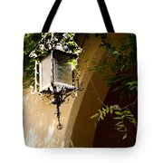 Old Lantern Tote Bag