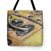 Old Lock Tote Bag