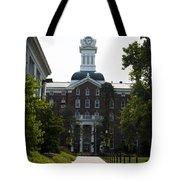 Old Main - Kutztown College Tote Bag