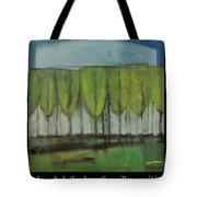 Old Men Plant Trees Proverb Tote Bag