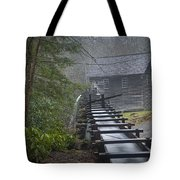 Old Mill In The Smokey Mountains Tote Bag